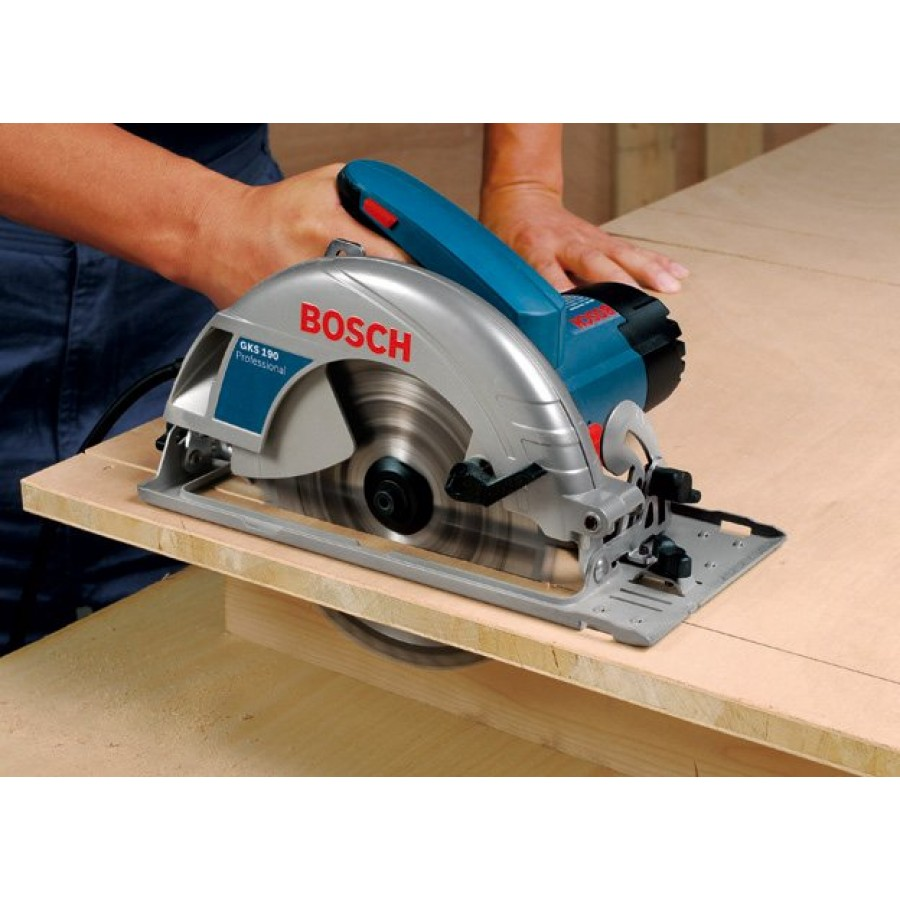 bosch gks 190 circular saw 7inch 1400w. Black Bedroom Furniture Sets. Home Design Ideas