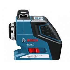 Bosch GLL 3-80 P Professional 3-Line Laser Level
