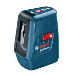 Bosch GLL 3 X Professional Compact 3-line Laser Level