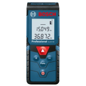 Bosch GLM 40 Professional Laser Distance Measure Range finder 40mtr 135ft
