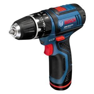 Bosch GSB 1080 Li Professional Cordless Impact Drill Kit