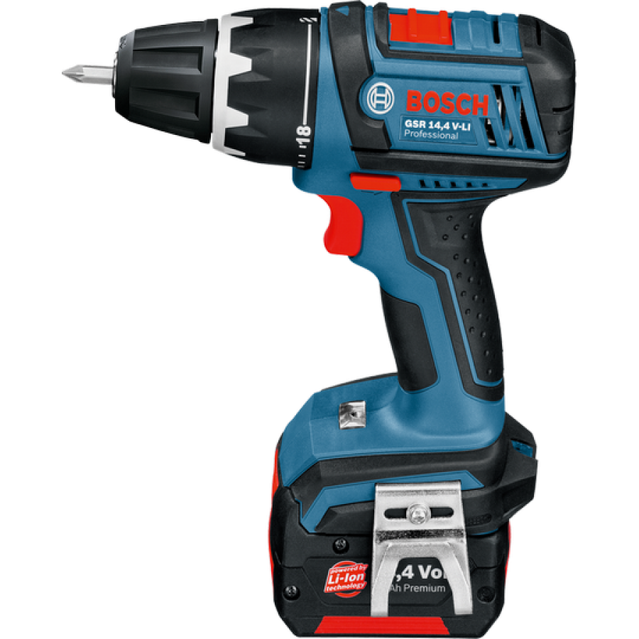 bosch gsr 14 4 vli cordless drill driver li ion. Black Bedroom Furniture Sets. Home Design Ideas