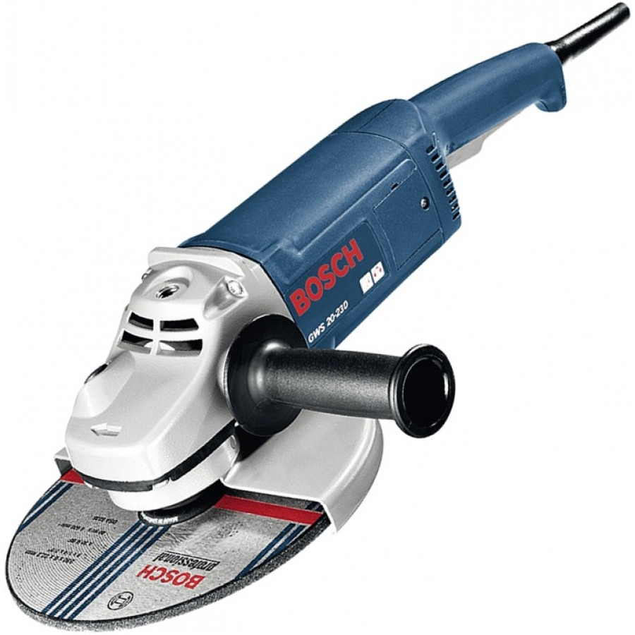 bosch gws 20 230 angle grinder 9inch 2000w. Black Bedroom Furniture Sets. Home Design Ideas