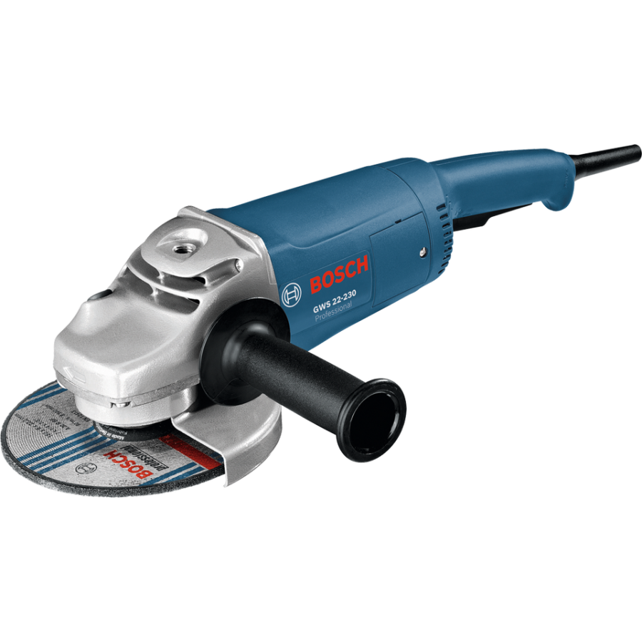 bosch gws 22 230 angle grinder 9inch 2200w. Black Bedroom Furniture Sets. Home Design Ideas