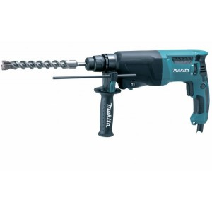 Makita HR2610 Rotary Hammer Drill 26mm 800w 3mode