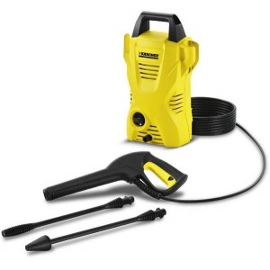 Karcher K2 Compact Pressure Washer 110bar 1300w