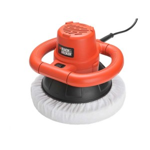 Black Decker KP1200 Random Orbital Car polisher 10inch 120w