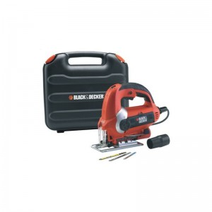 Black Decker KS900EKX Jigsaw with kit box