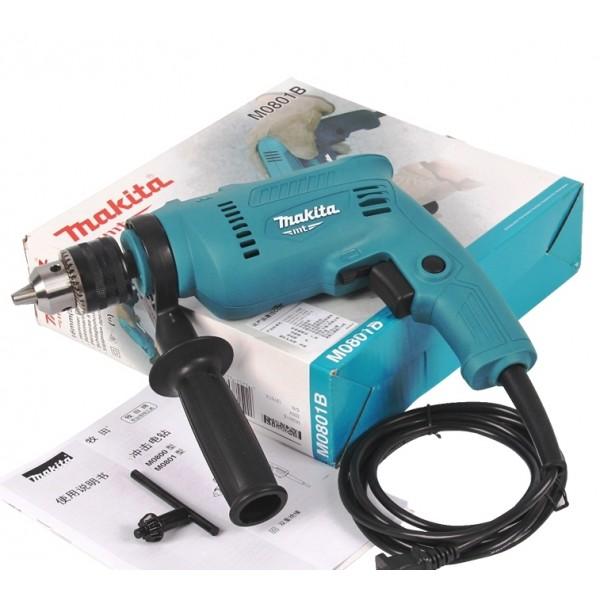 Makita M0801B Impact Hammer Drill 16mm 500w