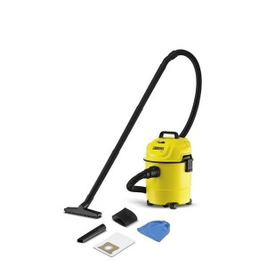 Karcher WD1  Wet-Dry Vacuum Cleaner 1000w 15ltr