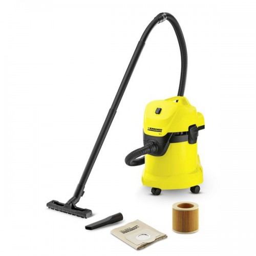Karcher WD3 Wet-Dry Vacuum Cleaner 1000w 17ltr