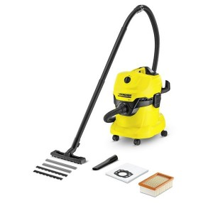 Karcher MV4/WD4 Wet and Dry Vacuum Cleaner 1400w 25ltr