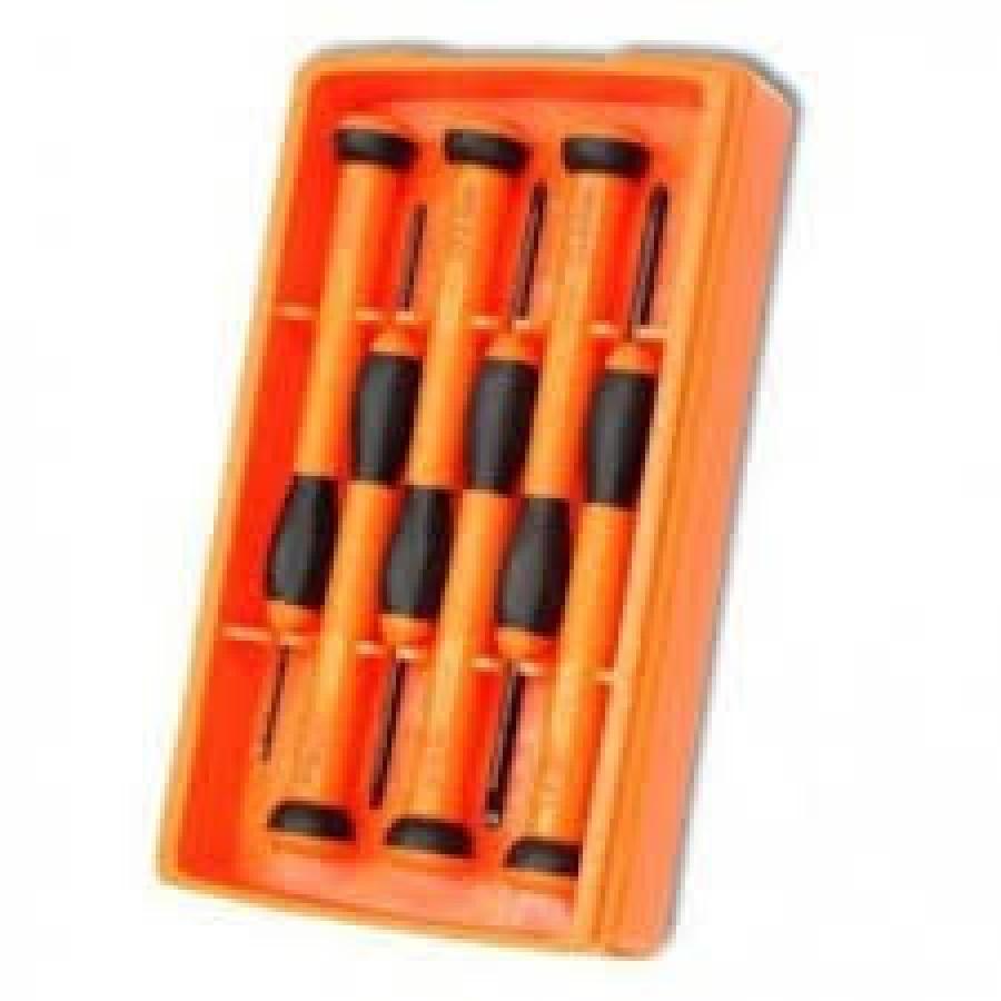 taparia 6pcs precision screwdriver set psf6. Black Bedroom Furniture Sets. Home Design Ideas