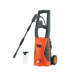 Black Decker PW1570TD Pressure Washer 120bar 1500w