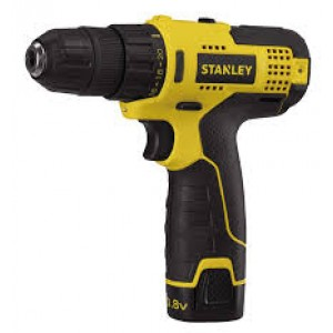 Stanley Cordless Drill Driver 10.8V Li-Ion