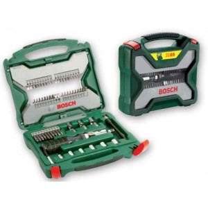 Bosch X65TI Screwdriver Set
